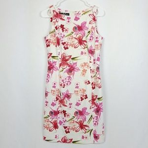 Jones New York Floral Dress